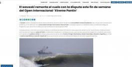 Xtreme Pantín 2021 en la RFEP
